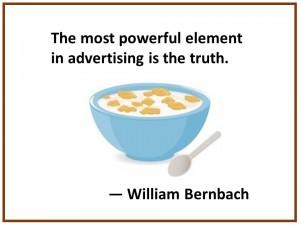 Bernbach Quote